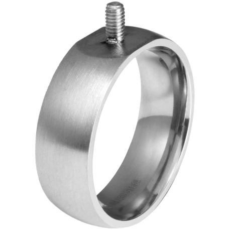 Basis Edel metaal ring 19.5
